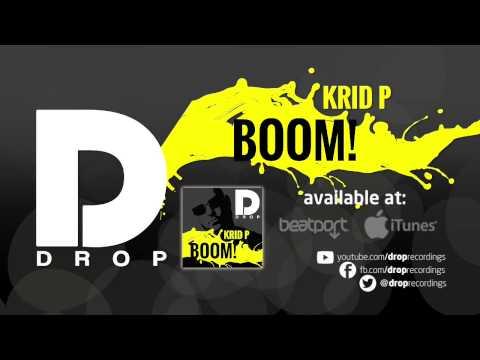 KRID P - BOOM! (RADIO EDIT)