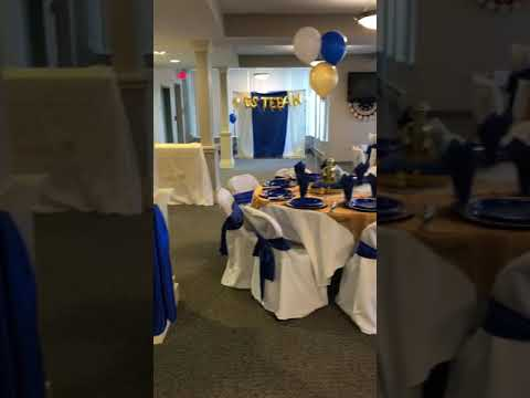 Royal Theme Baby Shower :karmon Scott Designs Expo Visions