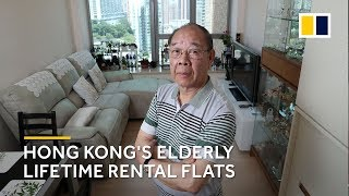 Can Hong Kong's elderly afford quality lifetime rental flats?