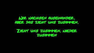 The Fray - Never say never Lyrics mit deutscher Übersetzung