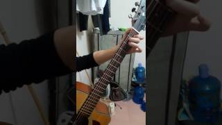 Ai khổ vì ai guitar