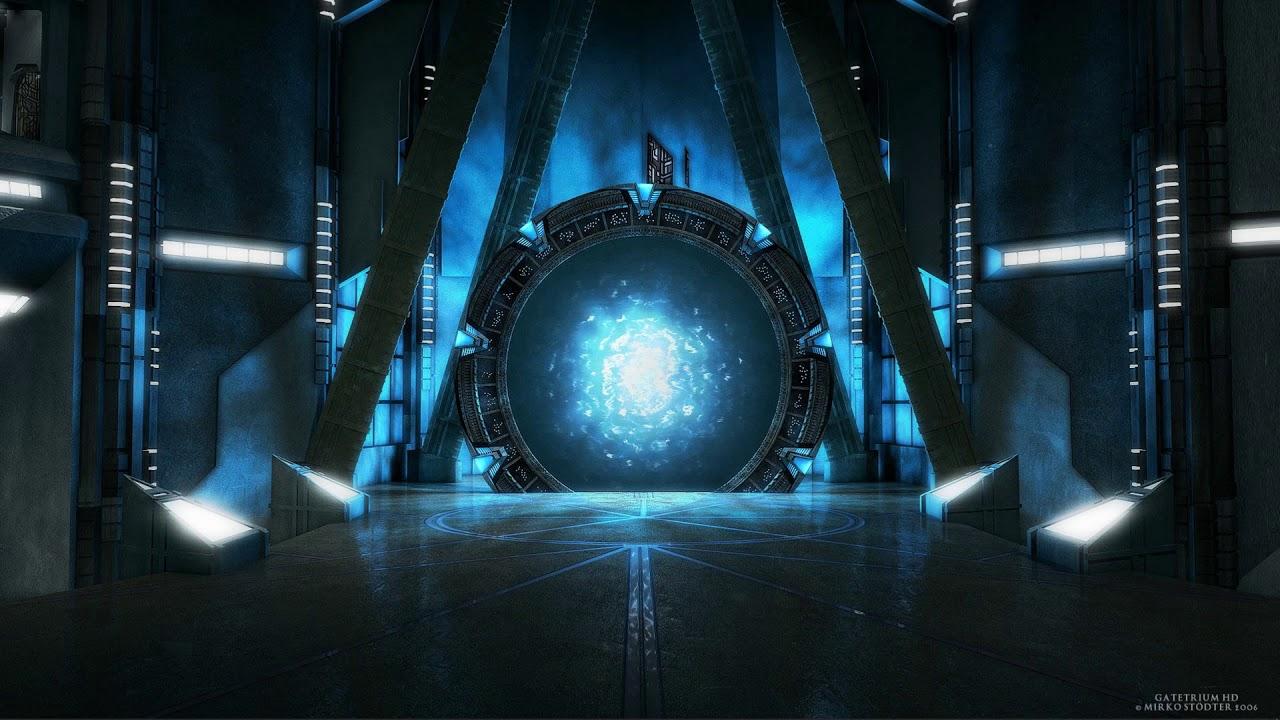 Stargate Atlantis Live Wallpaper For Wallpaper Engine
