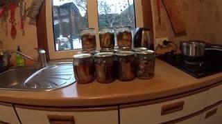 Сайра и Скумбрия ,  домашние консервы