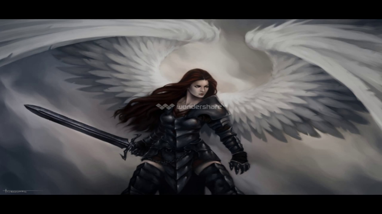 angel warriors youtube