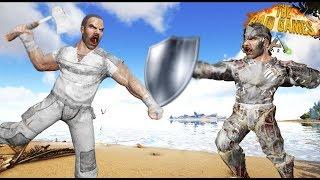 ARK - LOS ATAQUES YA COMIENZAN!! -#3 The Raid Games - Nexxuz