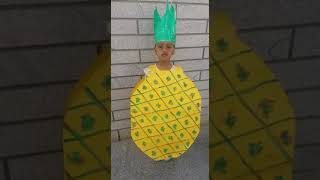 Pineapple dress competition