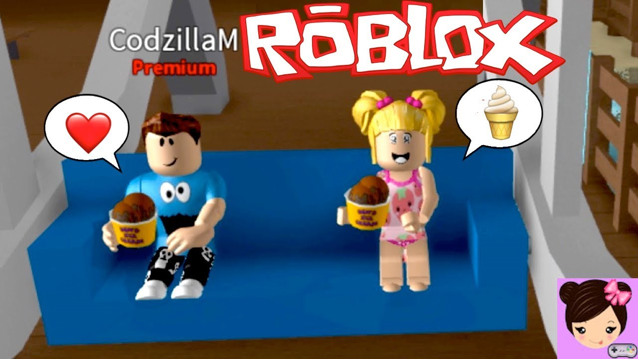 Roblox Play Date With Goldie Friends Roleplay Baby Goldie