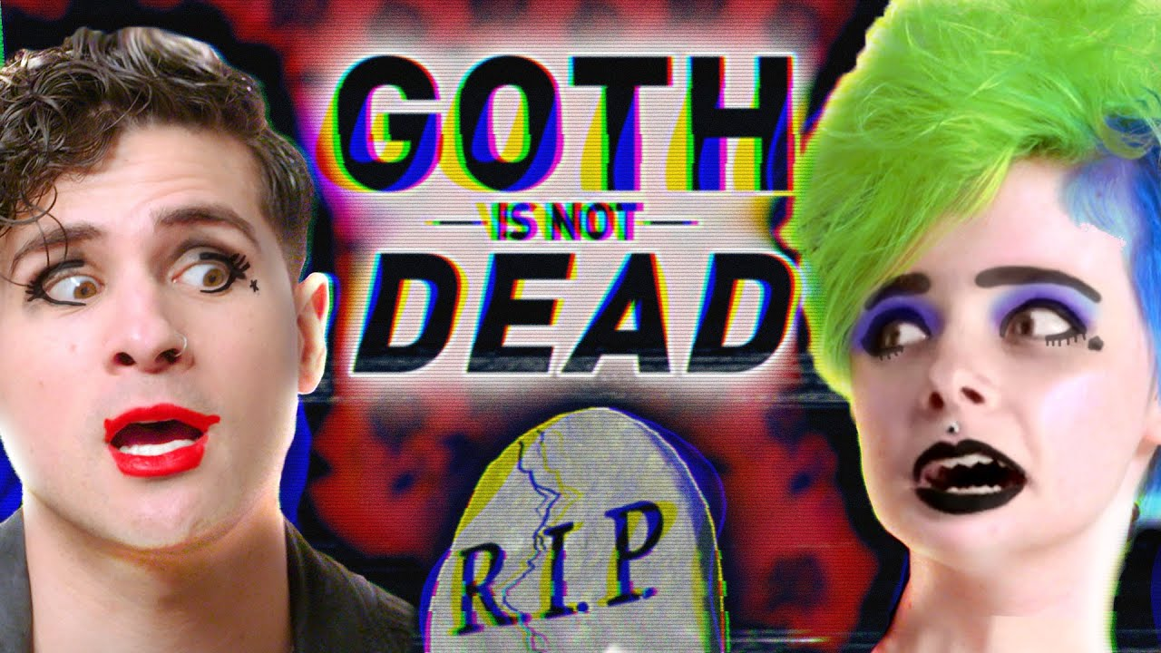 Download I spent a day with GOTHS