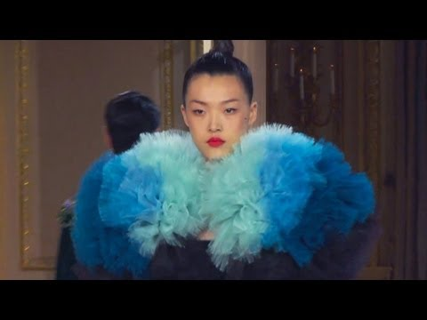 Haute Couture - Alexis Mabille Fall/Winter 2012/13 | Paris Couture Fashion Week | FashionTV
