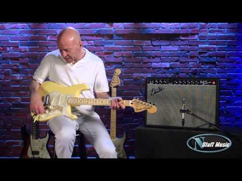 Fender Deluxe Roadhouse Stratocaster | N Stuff Music