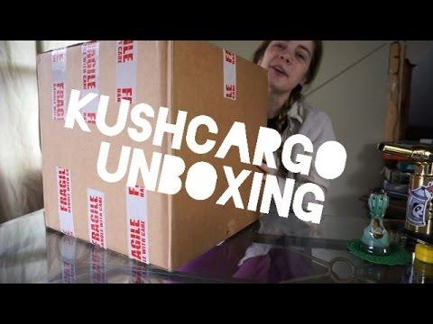 Kushcargo Unboxing!