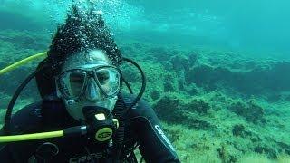 Дайвинг на Кипре с GoPro Hero3(Всегда считал Кипр чем-то средним между Турцией и Египтом. Тут представилась возможность съездить на дайви..., 2013-11-15T14:46:49.000Z)