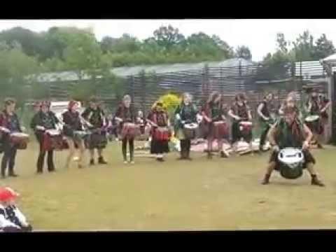Pentacle Drummers Summer Solstice Festival 2015
