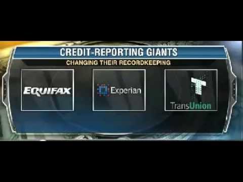 Credit Reporting Overhaul