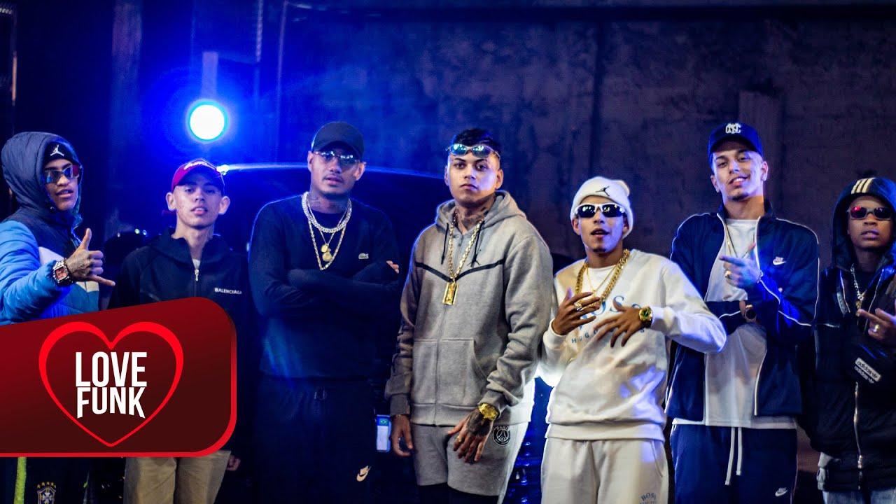 "Download Telepatia ""DJ GM"" - MC Piedro, Veigh, MC Luck, MC Nathan ZK, MC Teteu e MC Yuri"