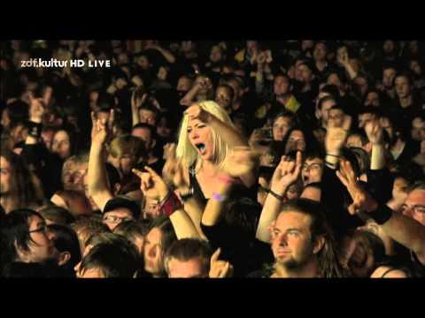 Machine Head   Wacken 2012