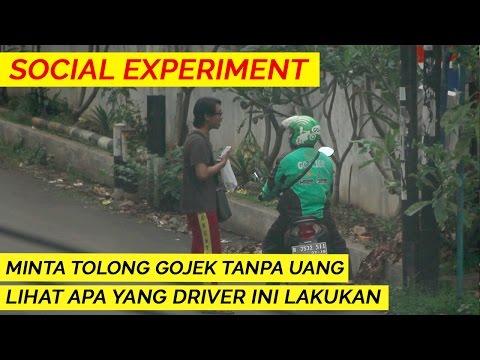 Social Experiment: Minta Tolong Gojek Tanpa Uang