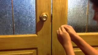 Взлом межкомнатной двери(, 2014-07-28T10:10:54.000Z)