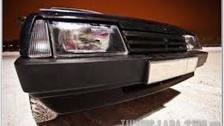 Как покрасить фары лаком на Авто  (Р-1000)