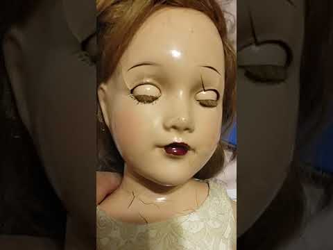 How to Repair Antique Composition Doll