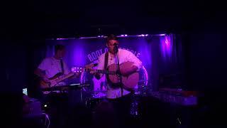 Dermot Kennedy - After Rain (w/crowd-singing) (live) 9/14/17