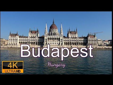Budapest, Hungary in 4K