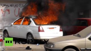 Intense clashes mark Egypt uprising anniversary: At least 15 dead, 40+ wounded