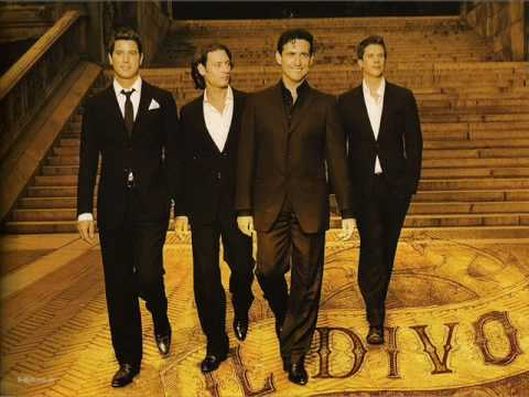 Il divo the man you love youtube - Il divo gruppo musicale ...