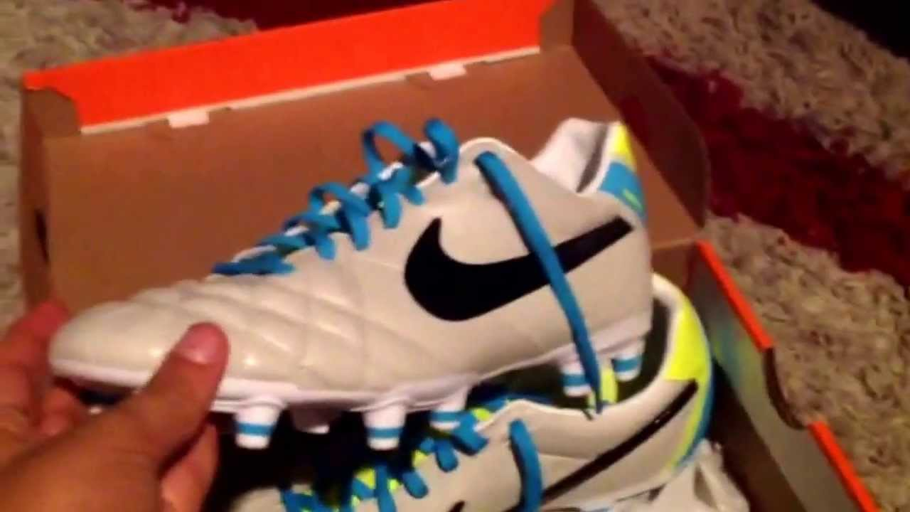 new product ad334 ac85a Nike Tiempo mystic IV 2013/ Sergio Ramos boots