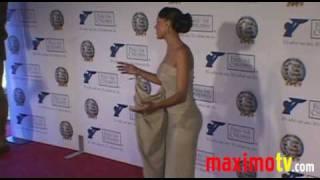 TAMEKA JACOBS at 2009 World Magic Awards October 10, 2009