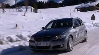 Essai BMW Xdrive série 3