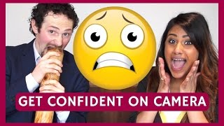 3 Top Tips To Stop Feeling Nervous On Camera | VEENA V