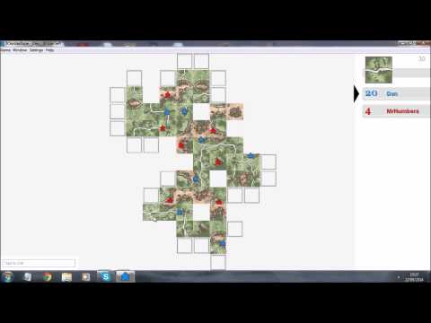 Carcassonne with MrNumbers |