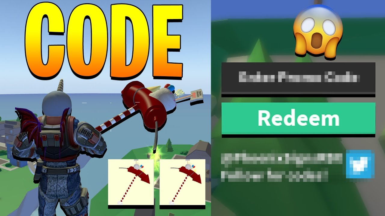 NEW CODE IN STRUCID! *FREE PICKAXE* (Roblox) - YouTube