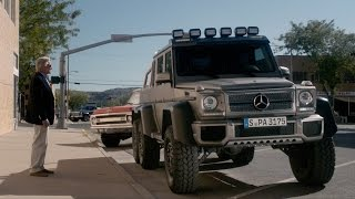 Beyond the Reach Movie Shows Off the Mercedes-Benz G63 AMG 6x6