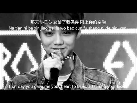 EXO-M Peter Pan (彼得潘) Lyrics [Chinese, Pinyin, English] [中字拼音英文]