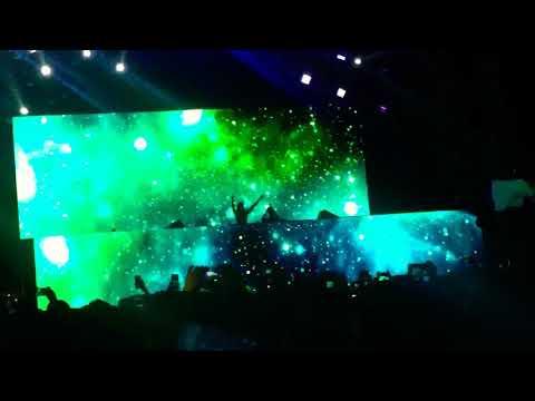Steve Aoki ft Linkin Park- One more light | LIVE