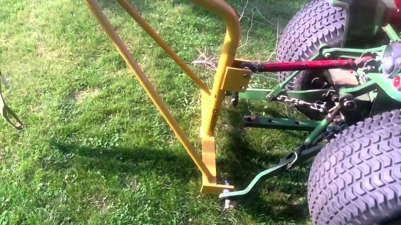 bolens tractor attachments