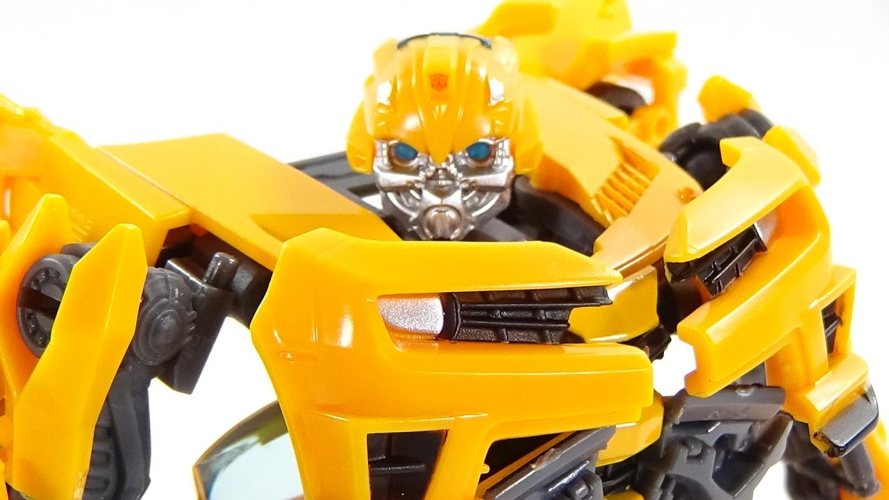 TAKARA TOMY TRANSFORMERS MOVIE THE BEST MB-02 Bumblebee Figure