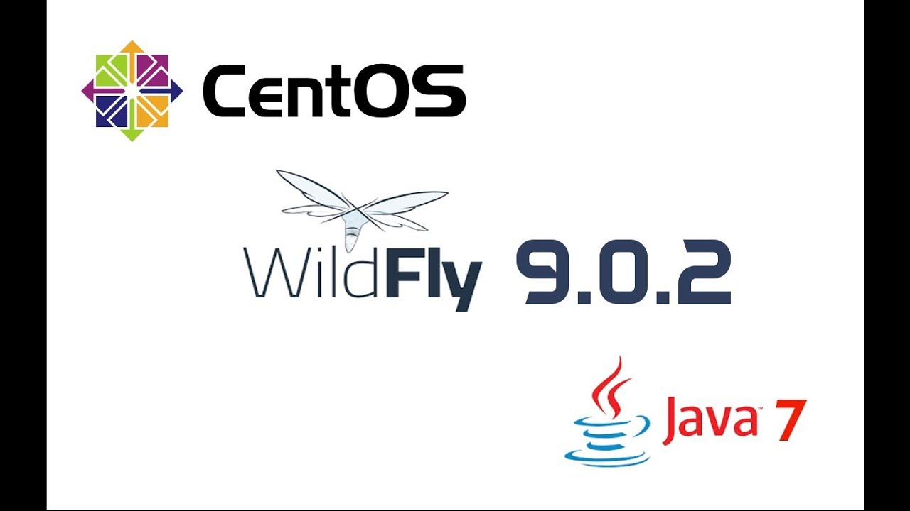 WildFly 9 0 2 Installation in CentOS 7 with Oracle JDK 7 (Java 7)