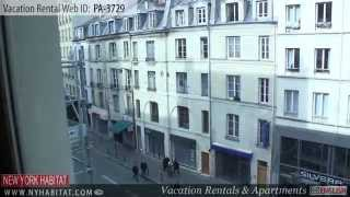 Video Tour Of A 4-bedroom Vacation Rental Apartment In Bastille, Paris