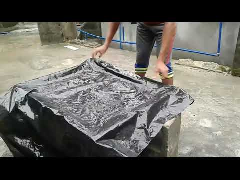 FISH SORTING TABLE LIKE SNOOKER TABLE; THE IDEA BEHIND THE MAKING & RESULT AS SHOW IN PREVIOUS VIDEO