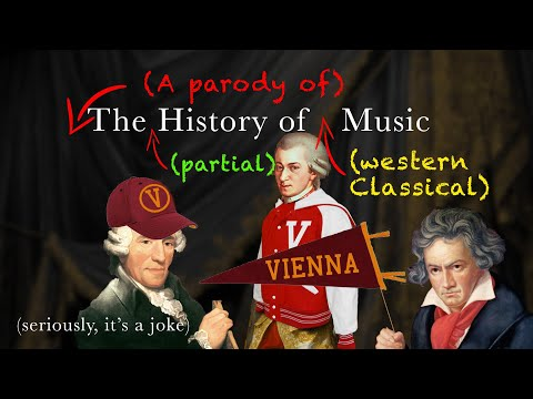 Evolution of Music: A Music History Crash Course – TWO MINUTE MUSIC THEORY