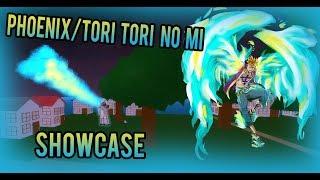 PHOENIX/TORI TORI NO MI SHOWCASE! | Pirates Wrath | Roblox