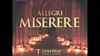 Tenebrae - Miserere