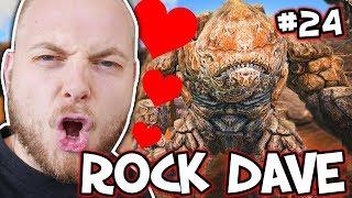 Ark: Ragnarok! - I TAMED A ROCK ELEMENTAL!! [#24]  Ragnarok Gameplay 
