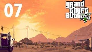 Grand Theft Auto 5 | Part 7 | Three's Company (Let's play / Walkthrough)