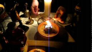 Prosperity Spell - Esbat Ritual - May 27, 2010