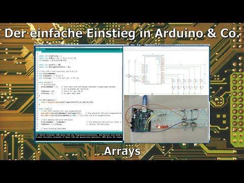 Der Einfache Einstieg In Arduino & Co. 10: Arrays