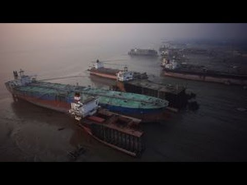 Ship Breakers | Bangladesh